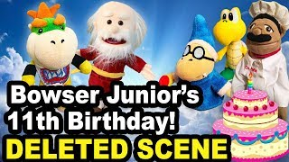 Bowser Junior's 11th Birthday!! (SECRET DELETED SCENE)