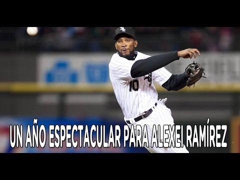 VAMOS BEISBOL Un año espectacular para Alexei Ramírez