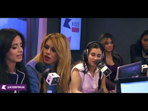 Fifth Harmony talk Worth It, shared showers & more