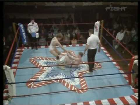 World Of Sport - Kid McCoy vs Ian McGregor pt.1 Video