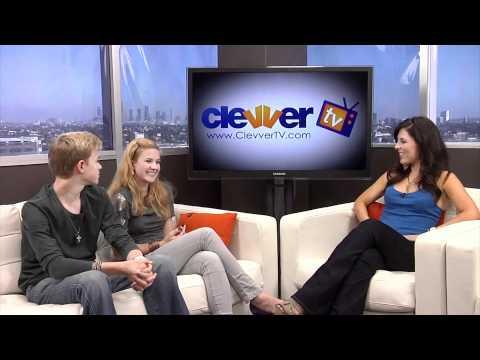 Kenton Duty & Caroline Sunshine 'Shake It Up' Interview
