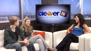 Kenton Duty & Caroline Sunshine 'Shake It Up' Interview