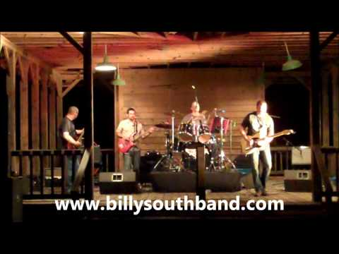 Kenny Wayne Shepherd Blue on Black covered by Billy South Band