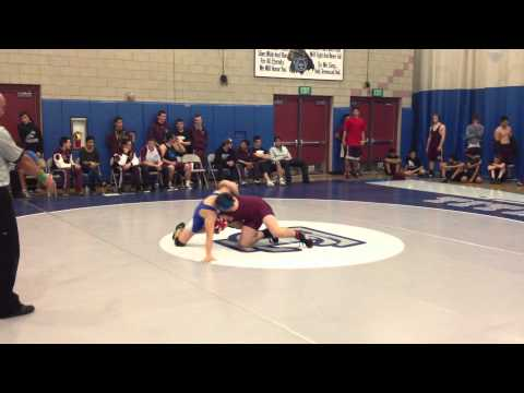 High School Folk-style Wrestling 3