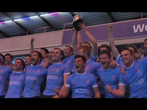 The Royal Bank of Scotland's Varsity Match Highlights
