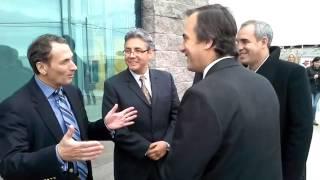 Inauguración empresa FMC TECHNOLOGIES