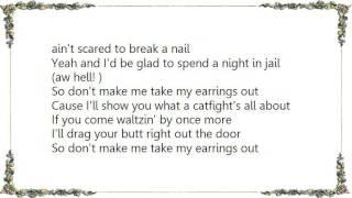 Watch Gretchen Wilson The Earrings Song video