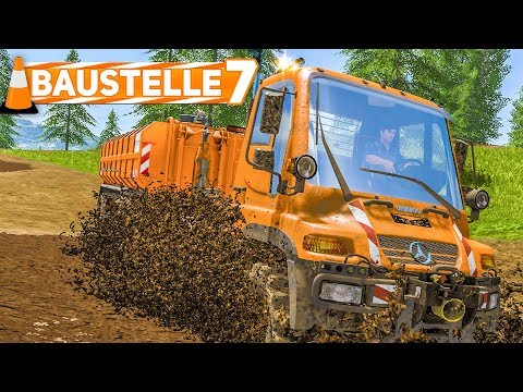 LS 17 Construction #7: Erster VERKAUF bringt GELD! | LS17 Mining and Construction deutsch