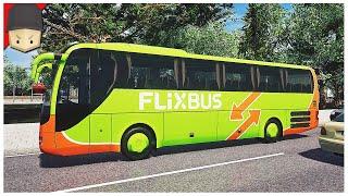 Fernbus Simulator Reloaded - I AM THE CAPTAIN!