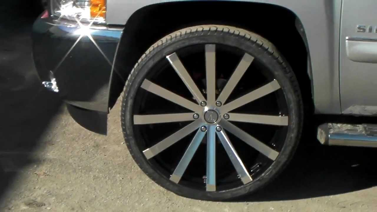 Dubsandtires Com 26 Inch Velocity Vw12 Black Machine 2014