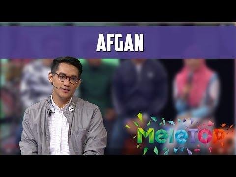 download lagu MeleTOP: Afgan Kasi Pick Up Line Dekat N gratis
