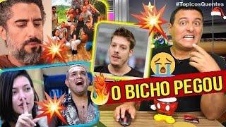 🔥DECEPÇÃO: Marcos Mion se REVOLTA com EX PEÕES após COMPORTAMENTO na Última Festa