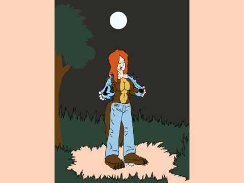 female werewolf transformation cartoon | pictandpicture.org