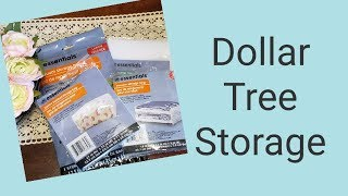 Dollar Tree Home Storage Solutions Review 2019