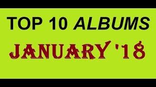 Top 10 Metal Albums (JANUARY 2018)