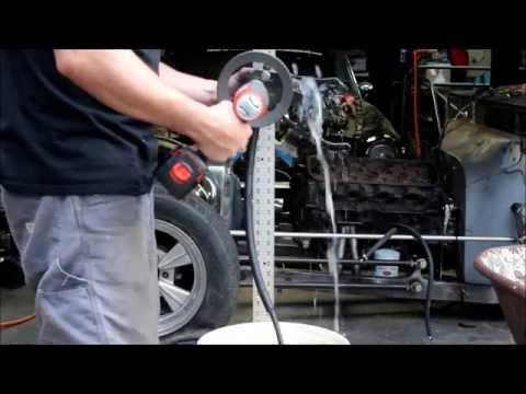 Turbo Scavenge Pump Testing