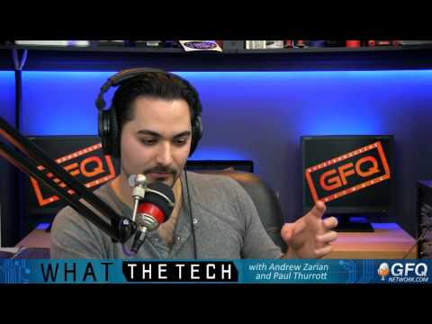 What The Tech Ep. 159 - Facebook Home 4-5-13