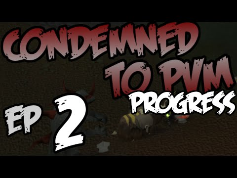 Condemned To Pvm Progress: Slaying For Boss Pets - Episode 2 [runescape 2015] video