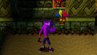 Crash Bandicoot: how to make Crash Purple - (Crash Bandicoot Purple Crash)