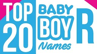 Baby Boy Names Start with R, Baby Boy Names, Name for Boys, Boy Names, Unique Boy Names, Boys Baby