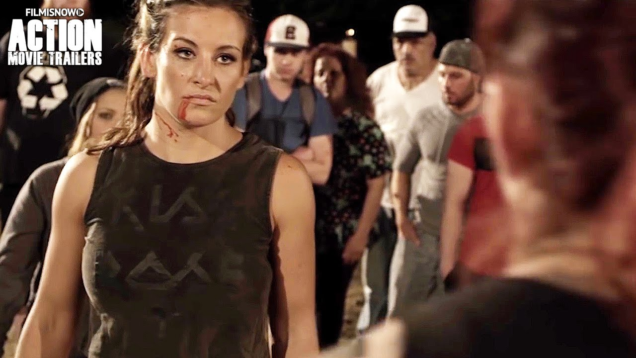 Holly Holm stars in FIGHT VALLEY | Official Trailer [Fight Action Movie] HD