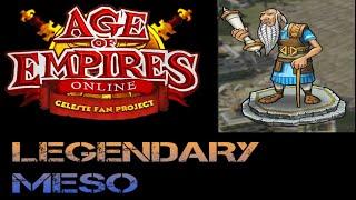 Age of Empires Online Legendary Meso