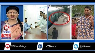 Leaders Files Nominations | Pushpa Yagam In Tirumala | Chhath Puja | Teenmaar News | v6