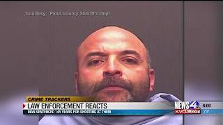 Crime Trackers: U.S. Marshals react to man getting 145 years for shooting at them