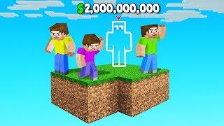 TROLLING Fans With 2 BILLION BOUNTY On My Minecraft Server