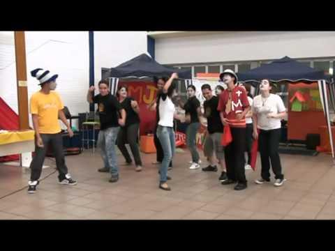 Estrangeiro Aqui - Coreografia (missão Brasília) video