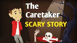 The Caretaker  - Scary Story Animated in Hindi | Scary Baba