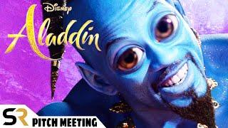 Aladdin (2019) Pitch Meeting