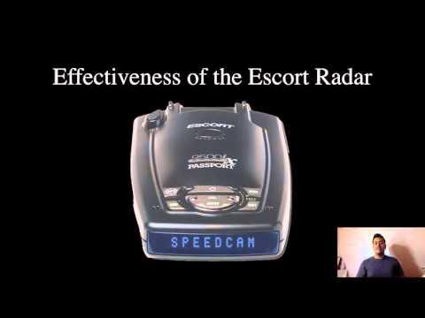 Escort 9500ix Radar Review: Avoid Speeding Tickets Legally