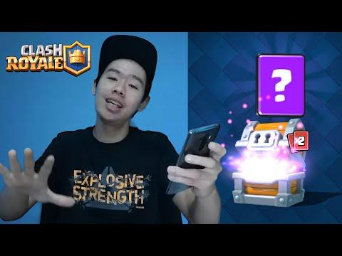 BUKA GIANT CHEST!! SELAW BRO.. - Clash Royale Indonesia Gameplay #7