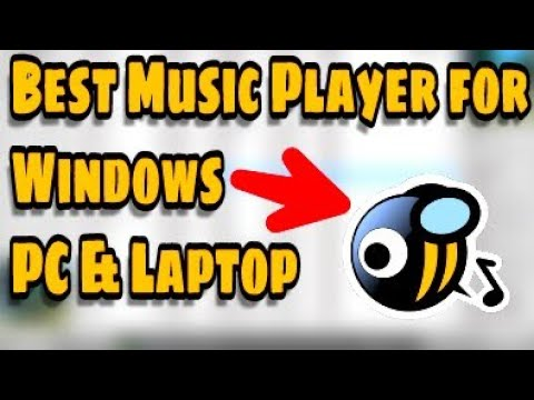 Best Music Player for Windows PC or Laptop