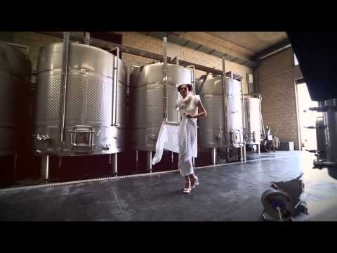 ELLE Arabia magazine fashion Video-shoot at IXSIR Winery.