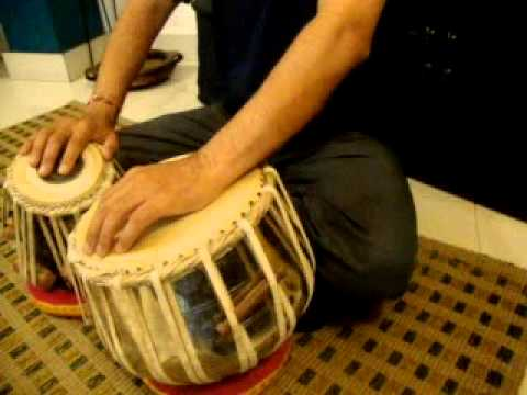 CHHU LENE DO NAZUK HOTON KO - TABLA INSTRUMENTAL BY RAJIV GOEL...