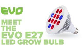 Meet EVO - The E27 LED Bulb Grow Light