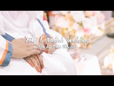 The Wedding of Fikri + Nadiah at Tanjong Karang, Selangor // Malay wedding by Kaio Studio