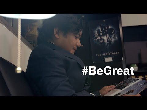 #BeGreat - Adrian Zaw (Studio Owner)