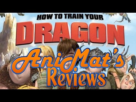 How to Train your Dragon - AniMat's Reviews