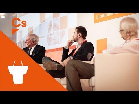 Mesa Liberal con Mario Vargas Llosa y Antonio Escohotado