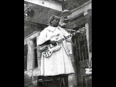 Sister rosetta tharpe How Old Are You