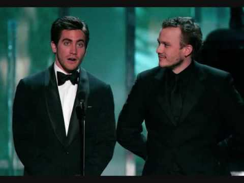 Jake Gyllenhaal & Heath Ledger ~ Cowboys