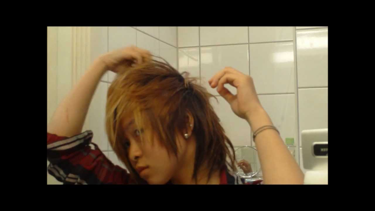 Asian Tomboy Style Haircut Tutorial Inspired By Jap Amp Kor