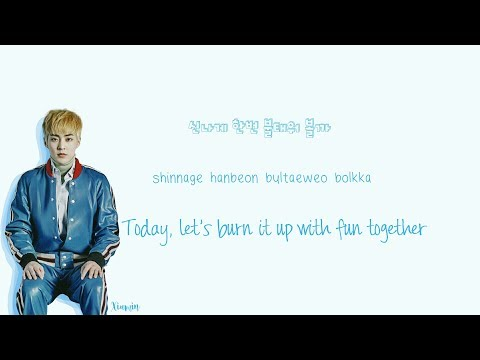 EXO - Power Lyrics (Han|Rom|Eng) Color Coded