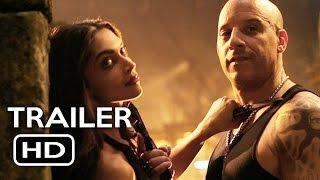 XXX The Return Of Xander Cage Official Trailer Teaser Deepika Padukone Vin Diesel