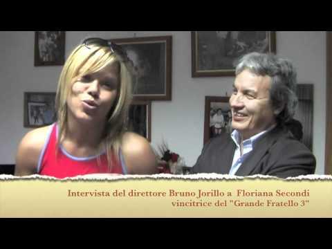 """INTERVISTA A Floriana Secondi del """"Grande Fratello"""""""