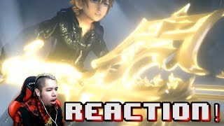 Kingdom Hearts 3 - Opening Trailer REACTION!