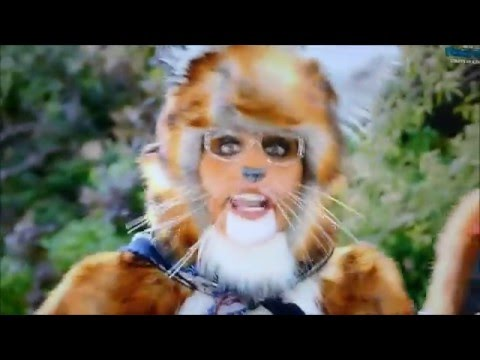 The Urban Fox .. The Keith Lemon Sketch Show .. Series 2 Episode 4 2016